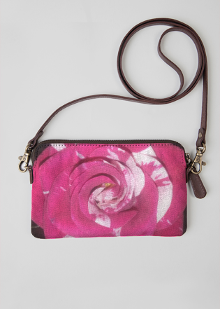 VIDA CLUTCH (PEPP ROSE) FRT